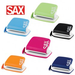 SAX 318 CENTURY 2 HOLE PUNCHER  -  15 SHEETS