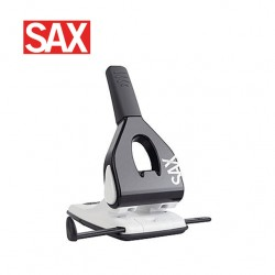 SAX 618 CENTURY HEAVY DUTY 2 HOLE PUNCHER  -  65 SHEETS