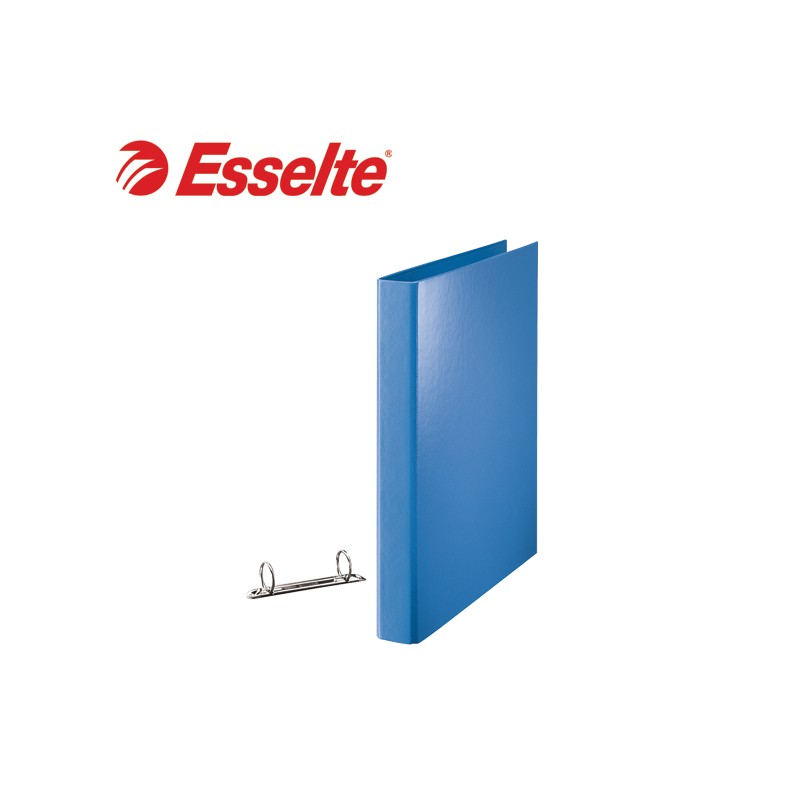 ESSELTE PLASTIC RING BINDERS A4