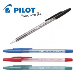 PILOT BP-S BALLPOINT PEN - MEDIUM TIP
