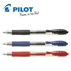 PILOT G2-05 GEL INK ROLLER PEN - FINE TIP