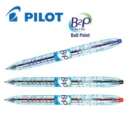 PILOT B2P GEL INK ROLLER PEN - MEDIUM TIP