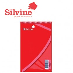 SILVINE SHORTHAND SPIRAL NOTEBOOK  -  446