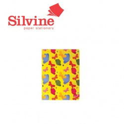 SILVINE A5 SUMMER GARDEN EXERCISE BOOKS