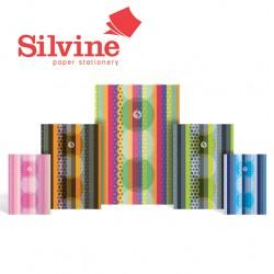 SILVINE A4, A5 & A6 CASEBOUND NOTEBOOKS