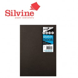 SILVINE A5 SKETCH BOOK - 481