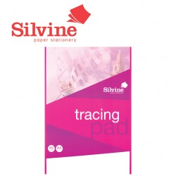 SILVINE A4 & A3 TRACING PADS