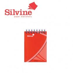 SILVINE SHORTHAND SPIRAL NOTEBOOK  -  061