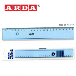 ARDA TECNO SCHOOL RULERS - 20cm, 30cm, 40cm, 50cm, & 60cm