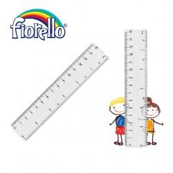 FIORELLO PLASTIC RULER 15cm