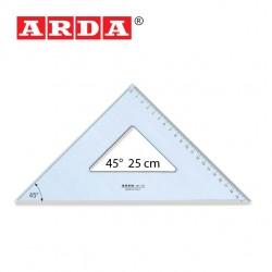 ARDA SQUARE  -  45°/25 cm
