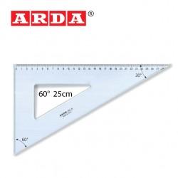 ARDA SQUARE  -  60°/25 cm