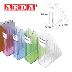 ARDA MAGAZINE FILE - MATT & TRANSPARENT COLOURS