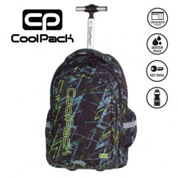 COOLPACK BAGS - TROLLEY BACKPACK LIGHTNING 761
