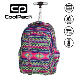 COOLPACK BAGS - TROLLEY BACKPACK BOHO ELECTRA 782