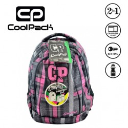COOLPACK BAGS -  BACKPACK 2 IN 1 SCOTISH DAWN 695