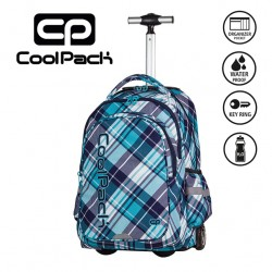 COOLPACK BAGS - TROLLEY BACKPACK DERRICK 503