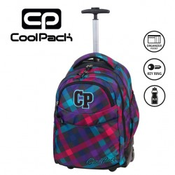 COOLPACK BAGS - TROLLEY BACKPACK ELECTRA 163
