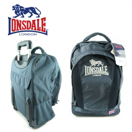LONSDALE BAGS - TROLLEY BACKPACK 78783 - CasaBella Imports LTD 6f0f808ad02a8