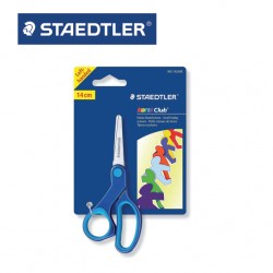 STAEDTLER SCISSORS NORIS CLUB 965 - 14cm left handed