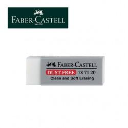 FABER CASTELL ERASER 187120 DUST FREE
