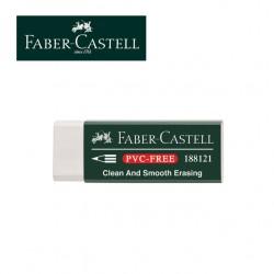 FABER CASTELL ERASER 188121 PVC FREE 7081N