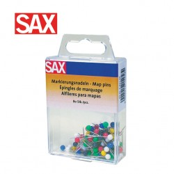 SAX MAP PINS - Pack of 80