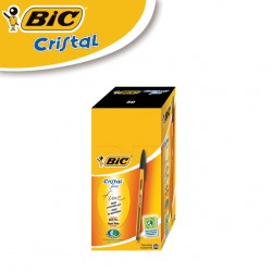 BIC Cristal Fine Ballpoint Pens - BOX OF 50
