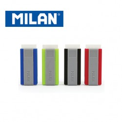 MILAN Erasers with Protective Case - Office 320