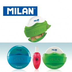 Milan Sharpener & Eraser - BUBBLE