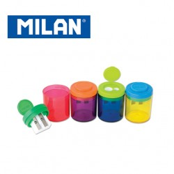 Milan Double Sharpener - COLLECTION