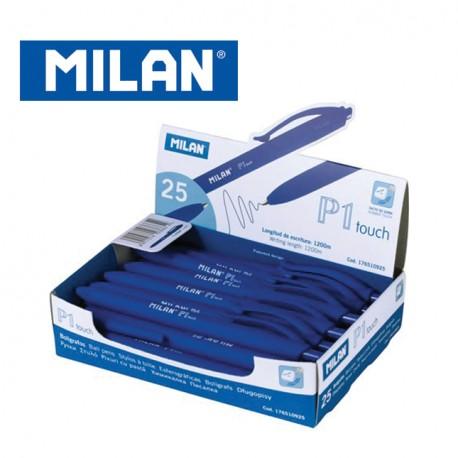Milan P1 TOUCH Ballpens - Box of 25