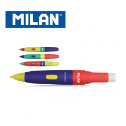 Milan Mechanical Pencils 0.7mm - COMPACT MIX