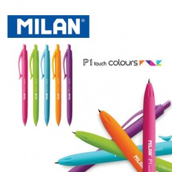 Milan P1 TOUCH COLOURS