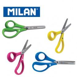 Milan Scissors - Basic Scissor 14cm Left-Handed - Ideal for School use