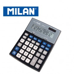 Milan Calculators - 12 digits Office Calculator