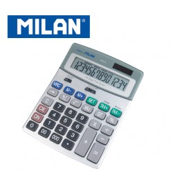 Milan Calculators - 14 digits Office Calculator