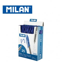 Milan P1 Crystal Ballpens - Box of 25