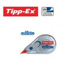 Tipp-Ex Mini Pocket Mouse Correction Tape 6mm x 5m