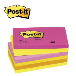 POST-IT NOTES 655TF - 76 X 127 mm