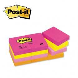 POST-IT NOTES 653TF - 38 X 51 mm