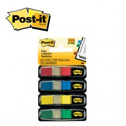 POST-IT FLAGS 683-4 - 11,9 X 43,2 mm