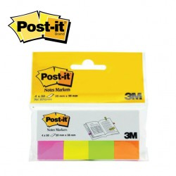 POST-IT NOTES 670-4N - 20 X 38 mm
