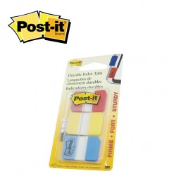 POST-IT TABS 686_RYB - 25,4 X 38 mm