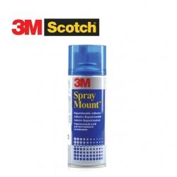 3M SCOTCH SPRAY MOUNT 400ML