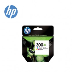 HP 300XL TRI - COLOUR INK CARTRIDGE