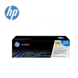 HP 125A YELLOW TONER CARTRIDGE
