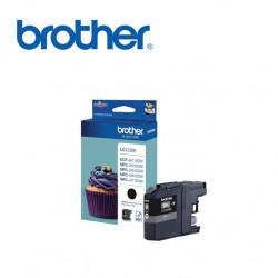 BROTHER LC123 BLACK INK CARTRIDGE
