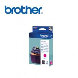 BROTHER LC123 MAGENTA INK CARTRIDGE
