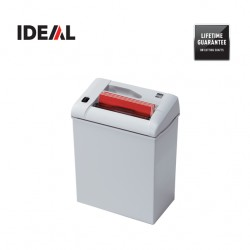 IDEAL 2220 SHREDDER 4MM STRIP CUT - 10 SHEETS